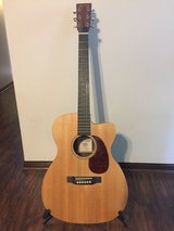 Martin-Accostic/ electric custom x series in Yorkville, Illinois