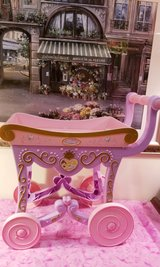 Disney Princess  Deluxe Rolling Tea Cart in Naperville, Illinois