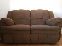 Double Recliner COMFY Love Seat! in Ramstein, Germany
