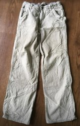 Boys Size 14 corduroy pants from The Children's Place in Quantico, Virginia