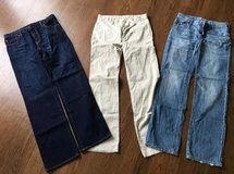 Boys size 18 Pants from Gap in Quantico, Virginia