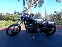 2016 Harley Davidson Dyna Wide Glide - FXDWG-103 in Camp Pendleton, California