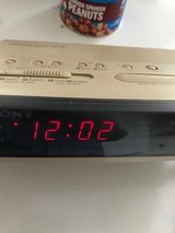 Clock radio in Camp Pendleton, California