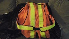 Reflective Safety Vest in Camp Pendleton, California
