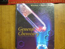 General Chemistry 5th Edition in Houston, Texas