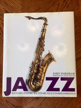 """LARGE """"JAZZ: COFFEE TABLE BOOK in Plainfield, Illinois"""