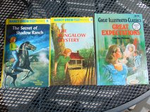 Great Expectations, Nancy Drew in Oswego, Illinois