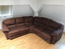 2 Piece sectional sofa in Indianapolis, Indiana