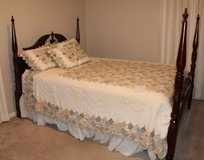 QUEEN size bedroom set - 3 piece in Hopkinsville, Kentucky