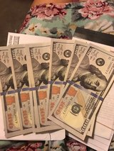 8 motion picture use only $100 bills in Las Vegas, Nevada