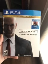 Hitman the complete first season Steelbook edition for PS4 in Las Vegas, Nevada