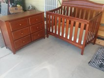 Crib like new in Yucca Valley, California