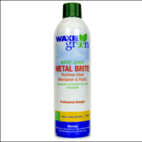 Waxie-Green Professional Grade Stainless Steel & Metal Polish/Cleaner 16oz in 29 Palms, California