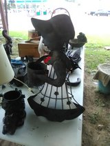 Vintage out door Light / candle holder in Fort Polk, Louisiana