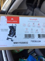 Maclaren Triumpth Stroller in Oswego, Illinois