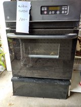 GE gas wall oven in Baytown, Texas