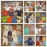 Baby boy 0 to 3 months, 140 pieces in Fort Irwin, California
