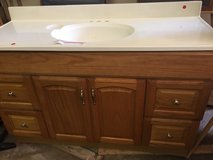 "Basin Top and Cabinet. 49"" long x19"" wide x 32"" high. in Fort Knox, Kentucky"