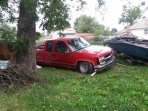 Parting out 95 Chevy C1500 in Manhattan, Kansas