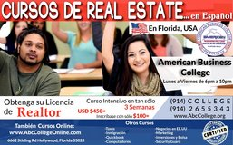 CURSOS DE REAL ESTATE en ESPAÑOL, FLORIDA-USA in Melbourne, Florida