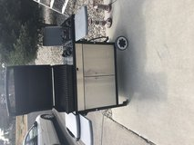Weber 3 burner gas grill with side burner in Fairfield, California