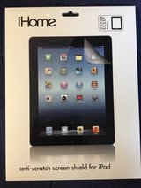 iHome screen protector for iPad 2, 3, 4 in Okinawa, Japan