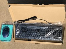Dell keyboard and wireless mouse in Rolla, Missouri