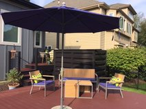 Room & Board Patio Furniture in St. Charles, Illinois