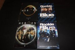 TV Shows Heros and Rookie Blue in Alamogordo, New Mexico