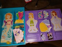 Sofia the first and Mermaid toy in Spring, Texas