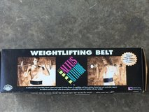 Weight Lifting Belt. in Fort Knox, Kentucky