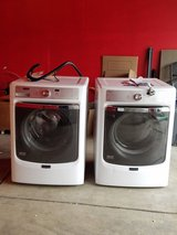 maytag maxima steam washer and dryer in Colorado Springs, Colorado