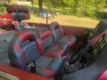 21' nitro bass boat with 250 EFI motor with 249 hrs on the motor.  New nitro bass boat seats, tw... in Leesville, Louisiana