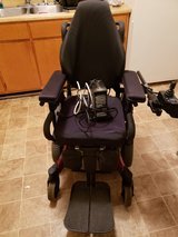 Invacare SP2 power wheel chair in Perry, Georgia