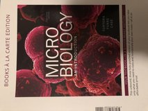 Microbiology Textbook in Fort Meade, Maryland