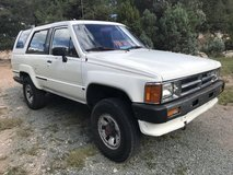 1987 Toyota 4runner in Ruidoso, New Mexico