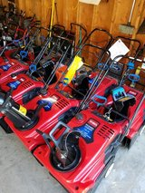 """Snowblowers. Sales and repair. $150 and up 16"""" To 26"""" 2-stage available in Joliet, Illinois"""