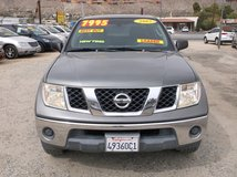 "2007 NISSAN FRONTIER SE CREW CAB V6 AUTO 2WD "" MANAGER SPECIAL "" ONLY $7995 in Yucca Valley, California"