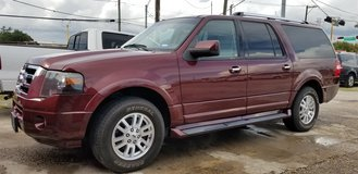 2012 Ford Expedition EL in Houston, Texas