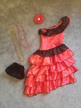 Gypsy Flamenco Dancer Costume in Clarksville, Tennessee