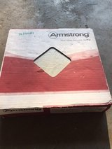 """Stick On Tiles - 12"""" x 12"""" Armstong (Tan)  Total 117 Sq. Ft. - Enough Tile to cover a 10"""" x 10"""" ... in Tinley Park, Illinois"""