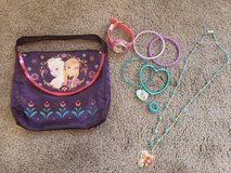 NEW! Disney Frozen Purse with Accessories in Clarksville, Tennessee