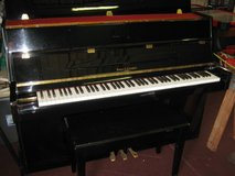 WOW !! KOHLER & CAMPBELL UPRIGHT BLACK LACQUERED PIANO in 29 Palms, California