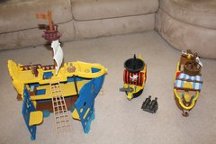 Jake and the Neverland Pirates - 3 Ships in Bolingbrook, Illinois