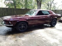 1969 Mustang Coupe in Lake Charles, Louisiana