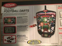 Pick A Pass Football Darts in Naperville, Illinois