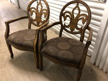 Two side chairs in Westmont, Illinois