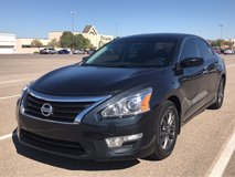2015 Nissan Altima in Fort Bliss, Texas