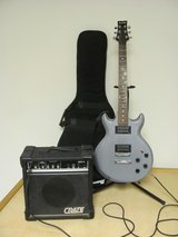Ibanez GAX70 with Crate G10XL in Kankakee, Illinois