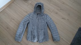Jacket, grey, good condition in Ramstein, Germany